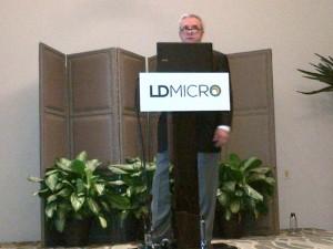 Mike Pruitt, chairman CEO Chanticleer Holdings (HOTR)